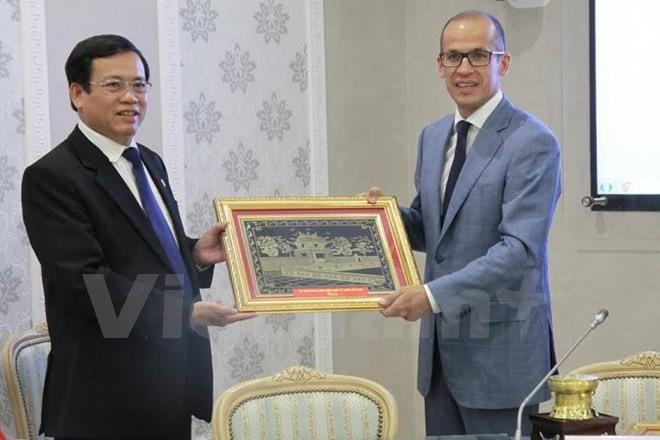 Vietnam participates in AICESIS in Russia - ảnh 1