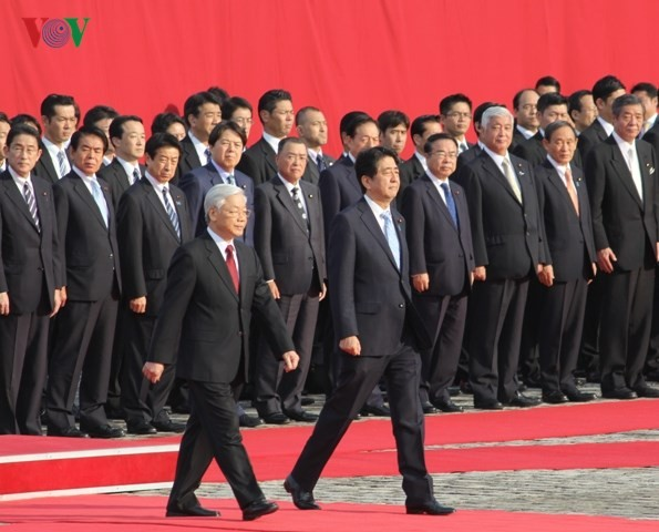 Opening up new vision in Vietnam-Japan relations - ảnh 1
