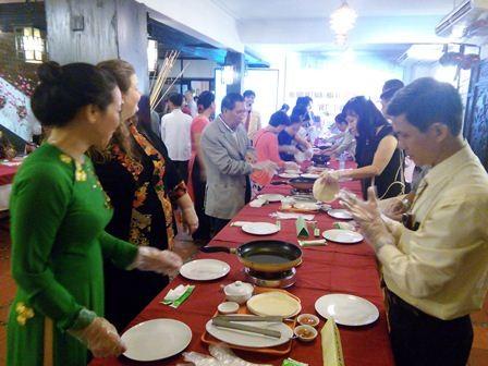 Vietnam – US ties fostered through food - ảnh 1