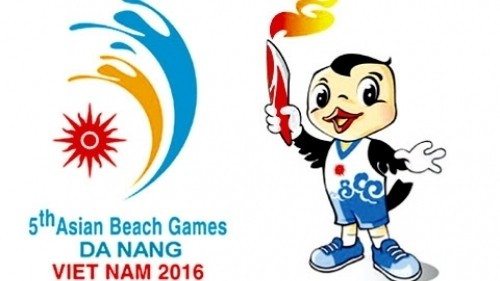 Activate countdown clock for 5th Asian Beach Games - ảnh 1