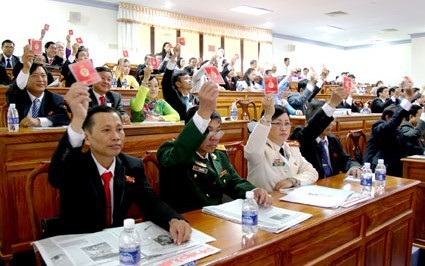Party congresses open in Can Tho and Bac Ninh - ảnh 1