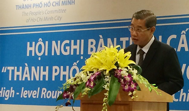 Child friendly city initiative launched in HCM City - ảnh 1