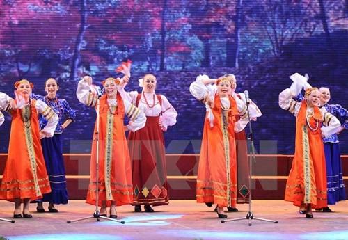"""""""Feel Russia"""" Festival opens in Hanoi - ảnh 1"""