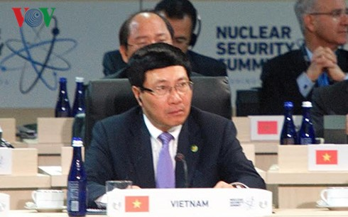Countries cooperate on nuclear security  - ảnh 1