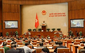 National Assembly begins the 3rd week of meeting  - ảnh 1