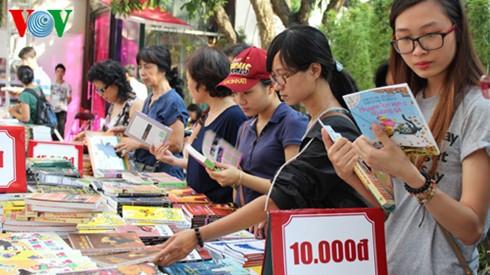 Vietnam Book Day set to take place on April 21 - ảnh 1