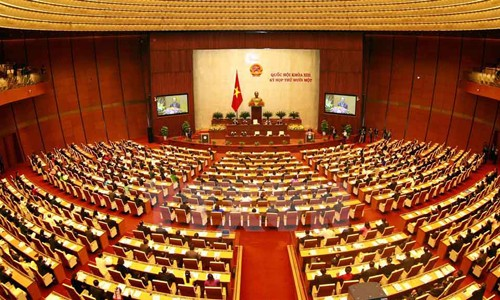 National Assembly enters 4th week of meeting - ảnh 1