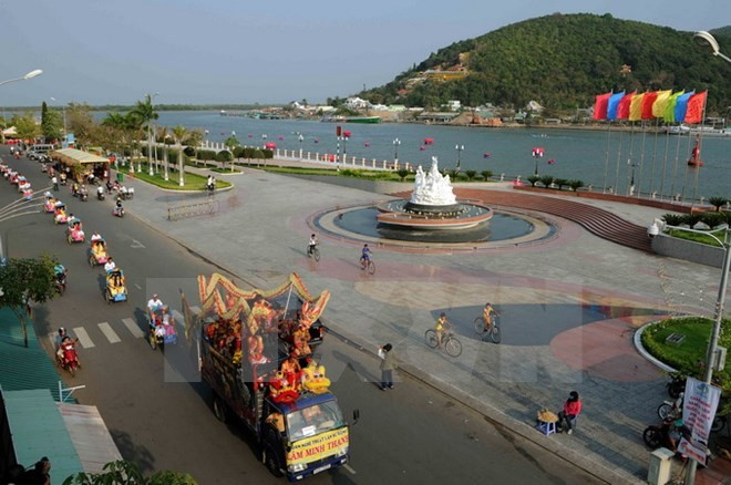 National Tourism Year 2016 opens - ảnh 1