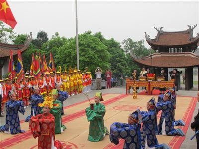 2016 Hung Kings Temple festival makes changes - ảnh 1