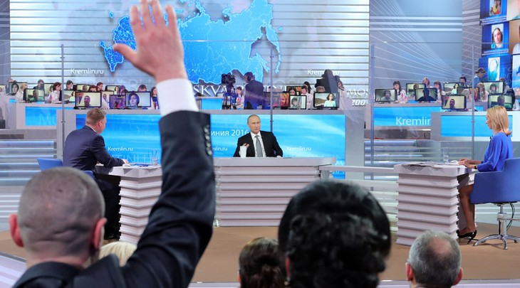 President Putin answers 80 questions from Russian citizens  - ảnh 1
