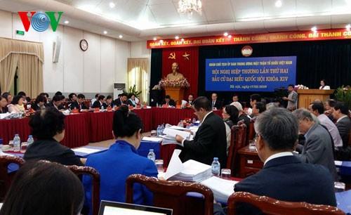 Localities organize 3rd consultative conferences - ảnh 1