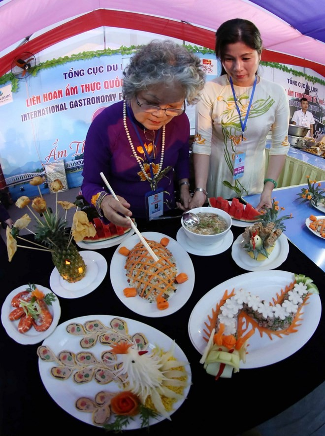 Hue gastronomy festival takes place from April 28 to May 2 - ảnh 1