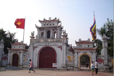 Tranh temple and the story of the Tranh River Genie  - ảnh 1