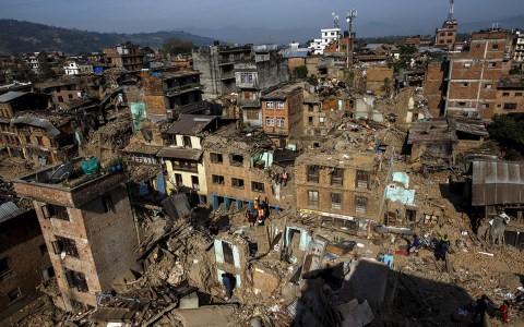 Nepal recalls the first anniversary of devastating earthquake - ảnh 1