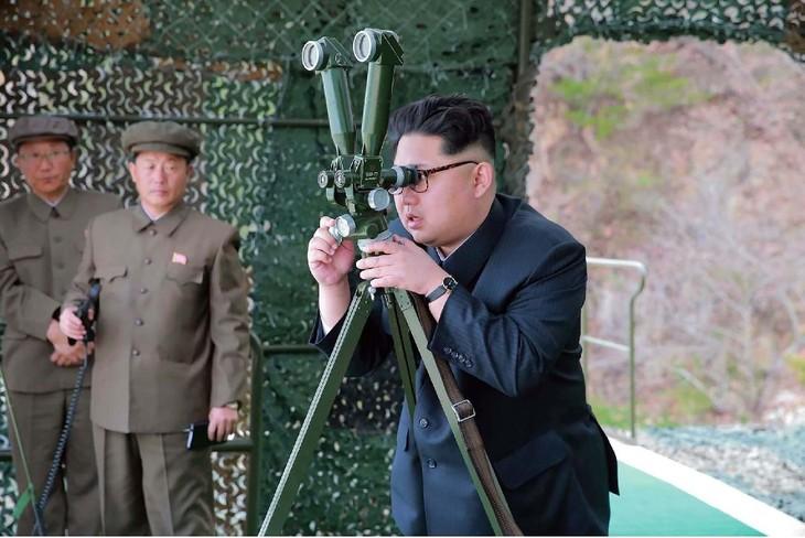 US criticizes North Korea's nuclear launch  - ảnh 1