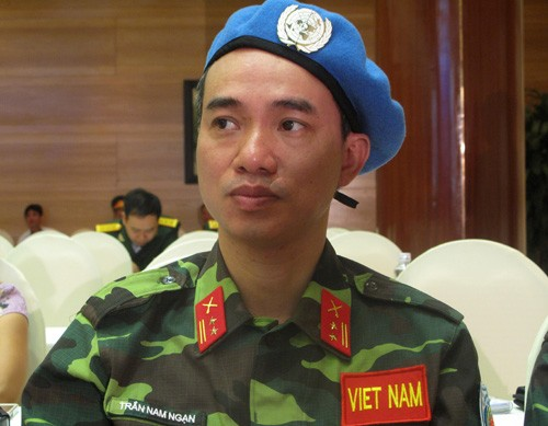 Vietnam active in participating in the UN Peacekeeping Mission - ảnh 1