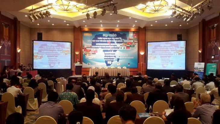 Conference to promote Vietnam's relations with the Middle East and Africa - ảnh 1
