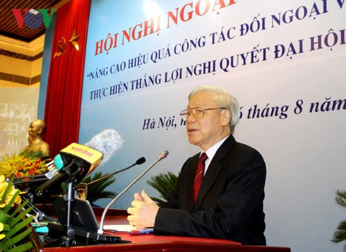29th Diplomatic Conference convenes in Hanoi  - ảnh 1