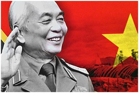 General Vo Nguyen Giap lives forever in people's mind  - ảnh 1