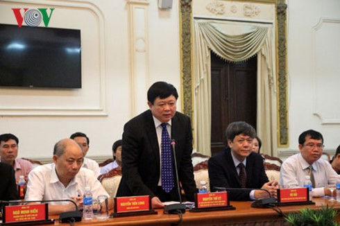 VOV, Ho Chi Minh City People's Committee sign communications cooperation - ảnh 3