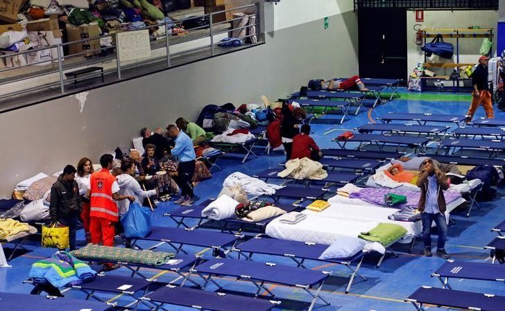 Italy quake death toll rises to 267 - ảnh 1