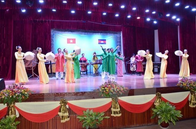 Vietnamese Cultural Week in Cambodia opens  - ảnh 1