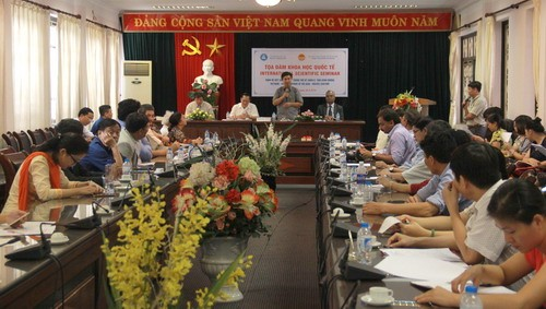 Vietnam-India relations in the Asia-Pacific's century workshop in Thai Nguyen - ảnh 1