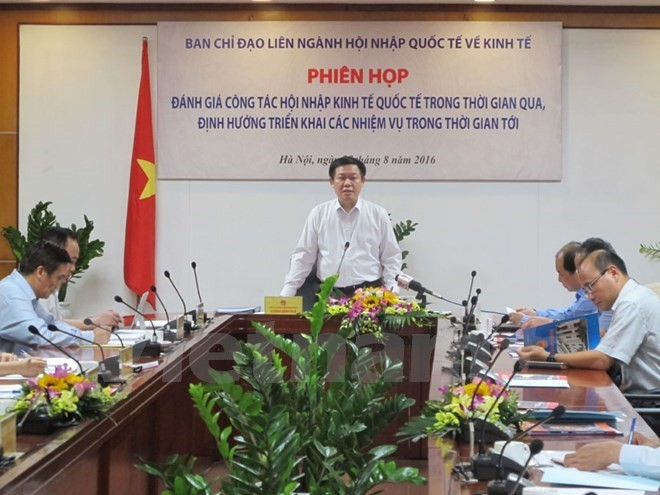 Vietnam integrates deeply into the global economy - ảnh 1