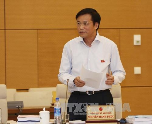 National Assembly's Committees review social economic development  - ảnh 1