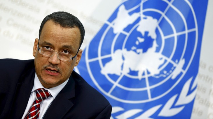 UN Envoy eyes 72-hour truce for Yemen - ảnh 1