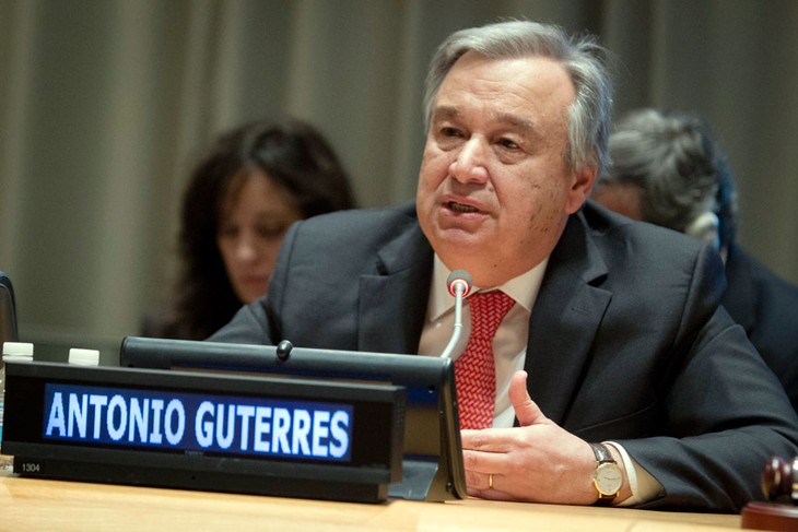 Challenges to the newly-elected UN Secretary General - ảnh 1