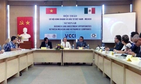 Vietnam, Mexico economic cooperation - ảnh 1