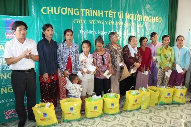 Sustainable poverty reduction for the poor - ảnh 1