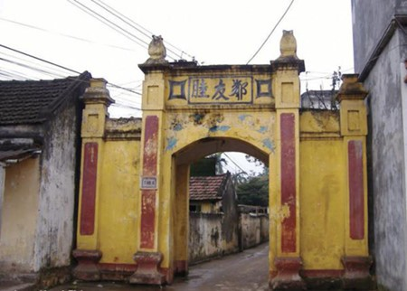 Hanh Thien village- a unique architectural complex in Nam Dinh - ảnh 1