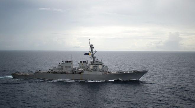 Vietnam calls for law observance at sea, ocean - ảnh 1