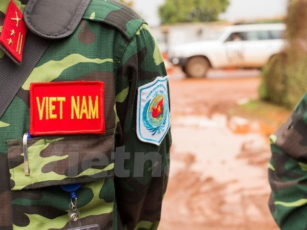 Vietnam improves its participation in UN peacekeeping operations  - ảnh 1