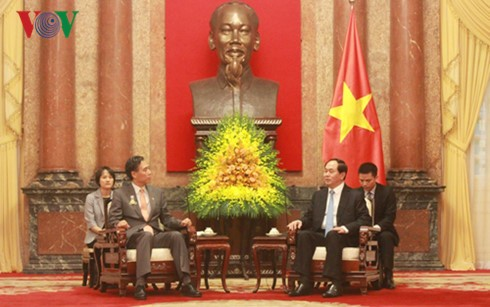 Vietnam considers Japan one of its top important partners - ảnh 1