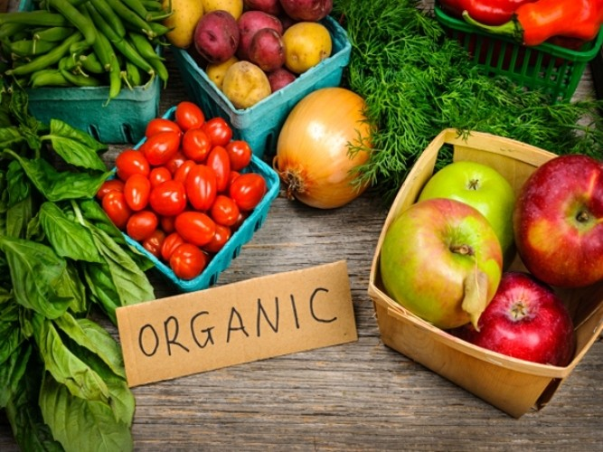 Growing demand for organic food - ảnh 1