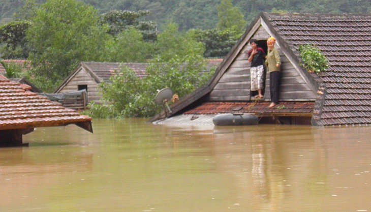 Central region warned to prepare for flooding - ảnh 1