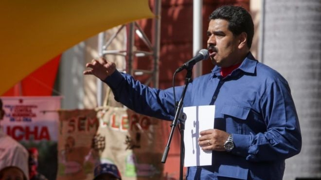 Venezuela faces rising instability - ảnh 1