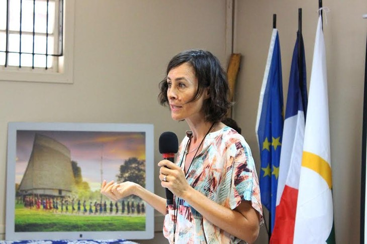 Vietnam identities at the 9th Francophone Pacific Forum - ảnh 1