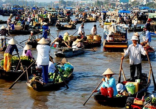 Can Tho city given Asian Townscape Award - ảnh 1