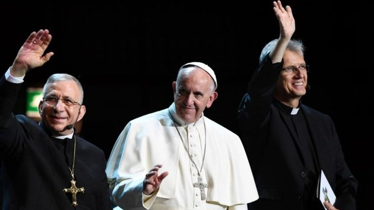 Implication of Pope Francis' visit to Sweden - ảnh 1