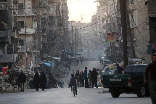 """Syrian army announces """"humanitarian pause"""" - ảnh 1"""