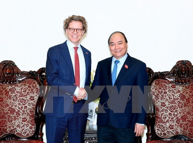 Vietnam hopes for a rise in trade, investment with Sweden  - ảnh 1