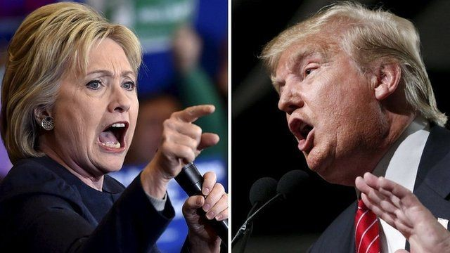 US Presidential Election- A dramatic race - ảnh 1