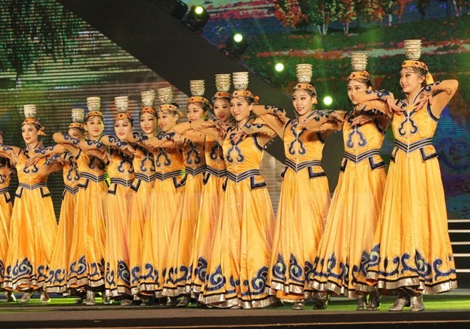3rd Vietnam-China Youth Festival concludes - ảnh 1