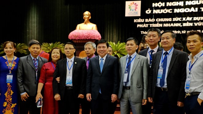 Mobilizing Overseas Vietnamese to national development - ảnh 1