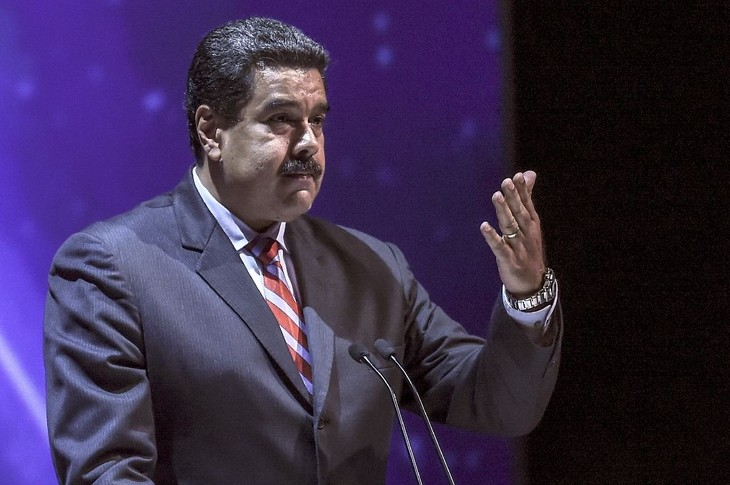 Maduro rejects early elections as way out of Venezuela crisis - ảnh 1