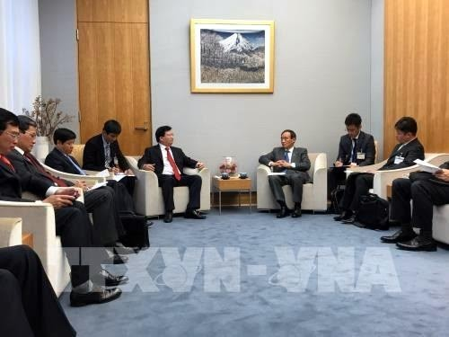 Japan and Vietnam cooperate in infrastructure development - ảnh 1